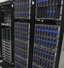 NCSA Forge supercomputer