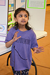A Next Generation student shares about her project.