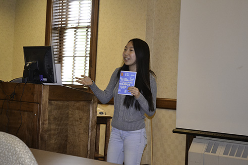 Illinois Engineering for Social Justice Scholar, Somie Park